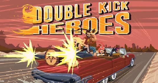 Interview : l'Équipe de Double Kick Heroes
