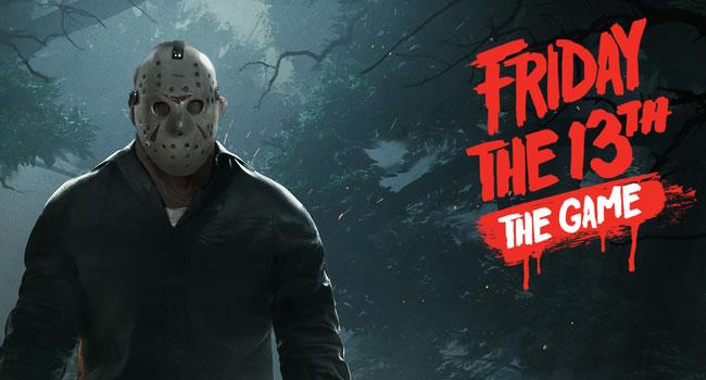 """L'équipe du film et du jeu """"Friday the 13th"""""""
