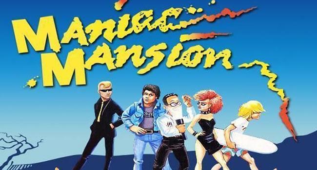 maniacmansion