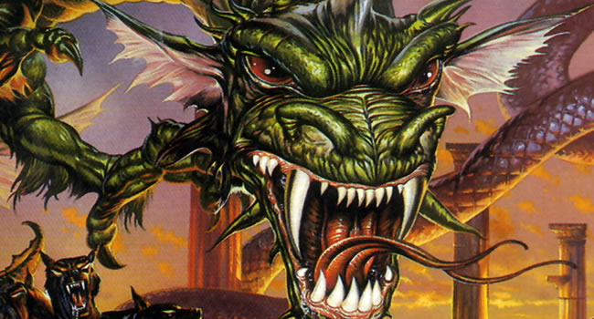 Rétro Live – The Battle Of Olympus (NES)