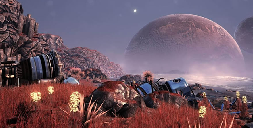 The Solus Project – (PC, Xbox One)