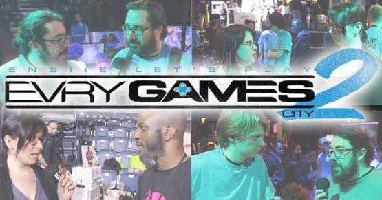 Les Interviews du Evry Games City #2