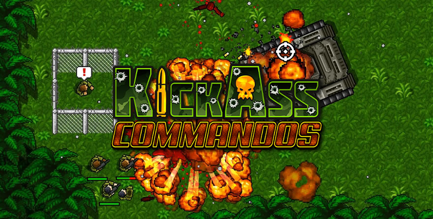 Kick Ass Commandos – [T'as 5 minutes ?]
