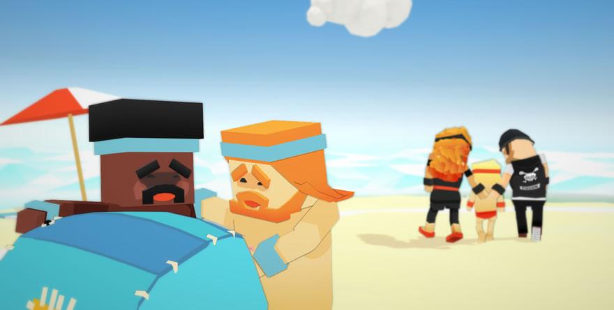 Stikbold! – A Dodgeball Adventure