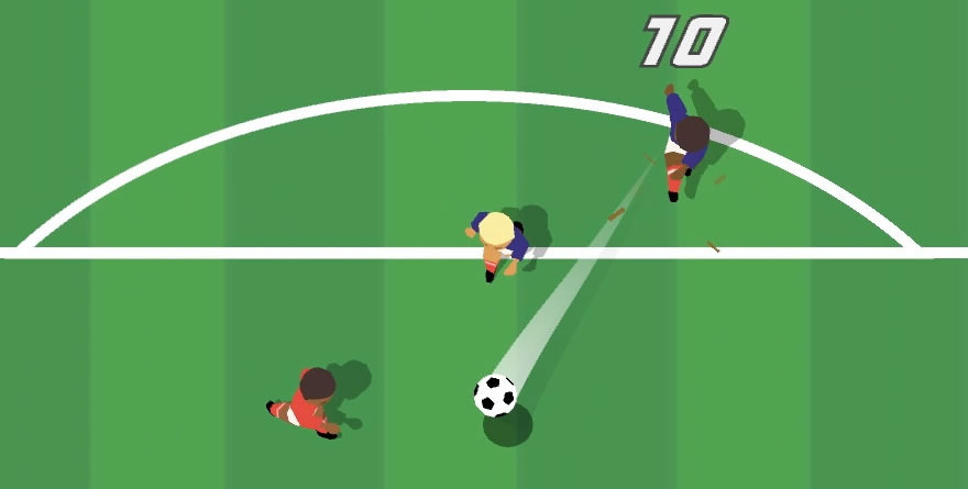 Super Arcade Football – [T'as 5 minutes ?]