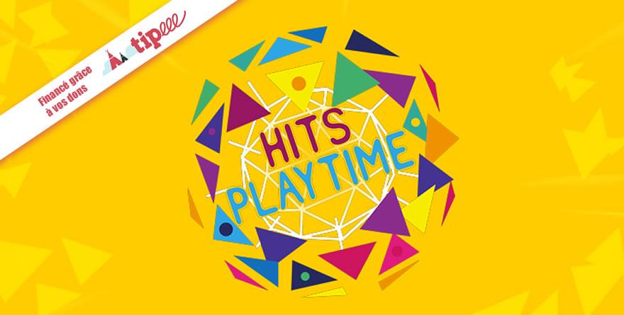 Les jeux du Hits Playtime 2016