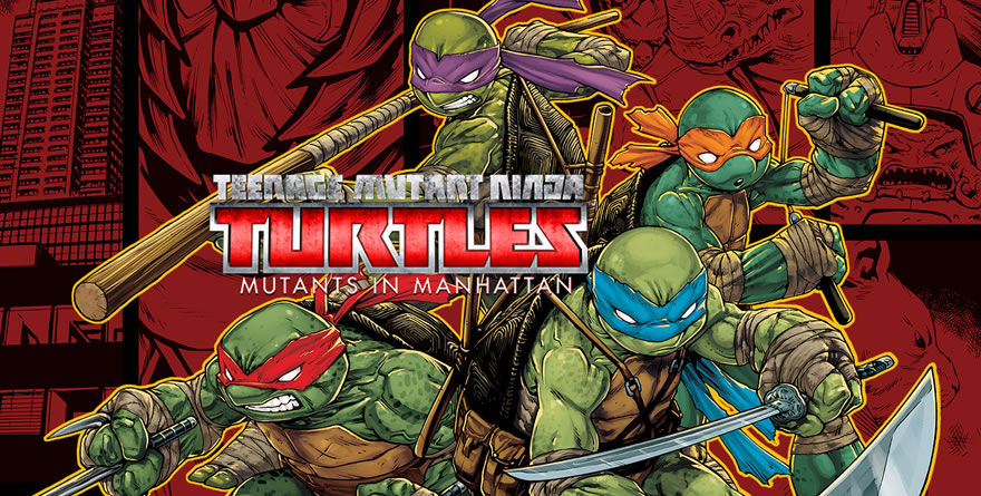 TMNT : Des Mutants à Manhattan – [T'as 5 minutes ?]