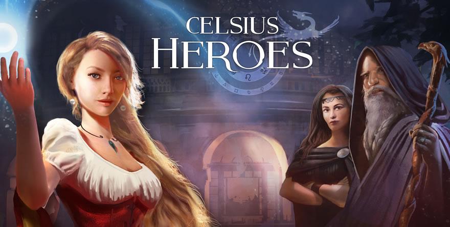 Interview – Quand Celsius Heroes se met à jour…