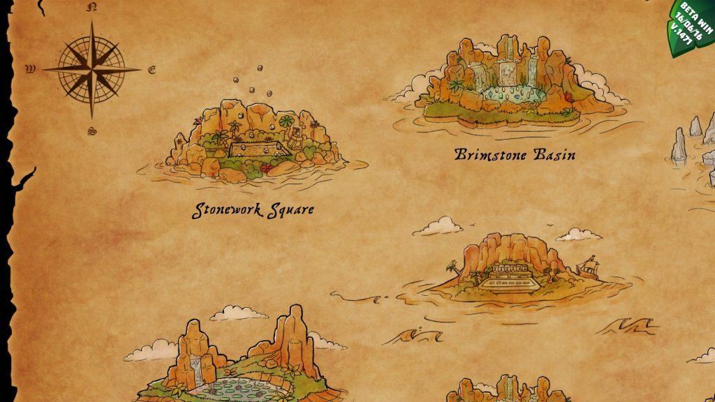 """Le jeu n'a de cesse de """"switcher"""" entre les différents niveaux."""