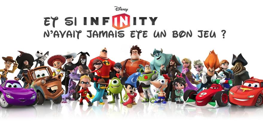 Et si Disney Infinity n'avait jamais été un bon jeu?