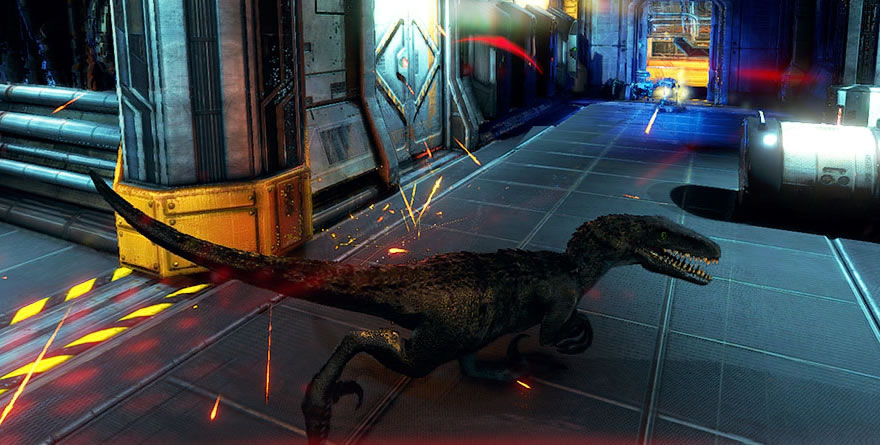 In Case Of Emergency, Release Raptor – [T'as 5 minutes ?]
