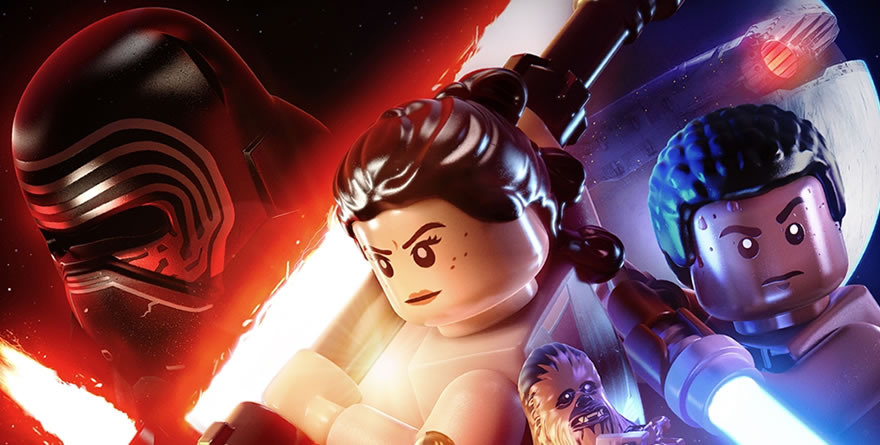 """Gameplay """"Sans Commentaires"""" – LEGO Star Wars : The Force Awakens"""