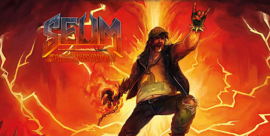 SEUM : Speedrunners from Hell – [T'as 5 minutes ?]