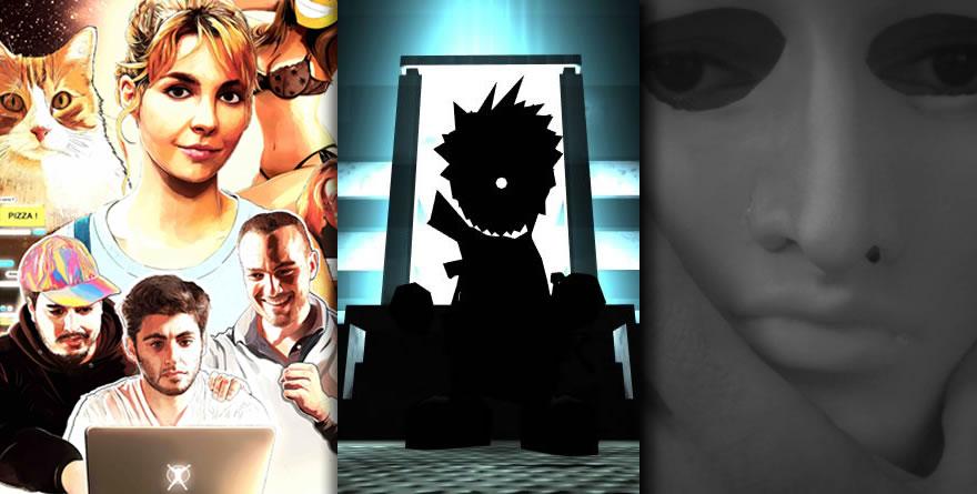 Badgeek présente : L'autoproduction – le Jeu Vidéo et le Cinéma
