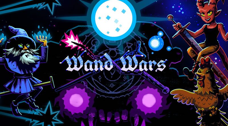 [Sélection GSS] – Wand Wars (Win)