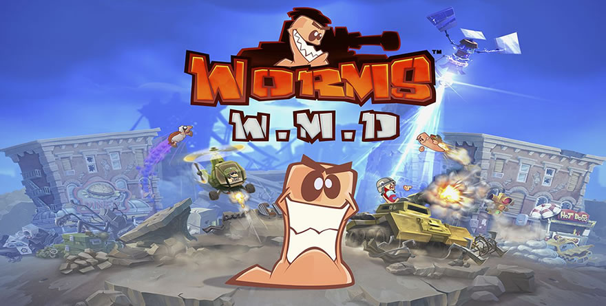 Worms W.M.D – [T'as 5 minutes ?]
