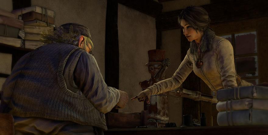 Gamescom 2016 - Preview : Syberia 3