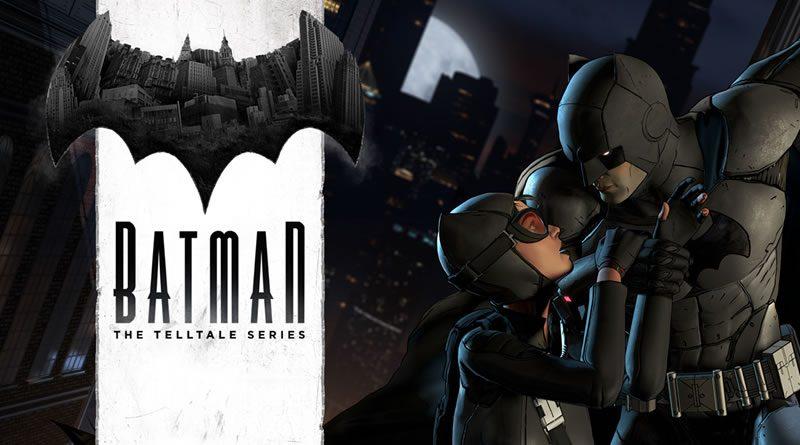 Batman: The Telltale Series (PC, PS4)