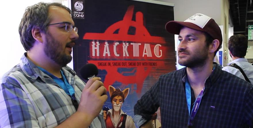 [GC16] – Interview : Beranger Dupré (Hacktag)