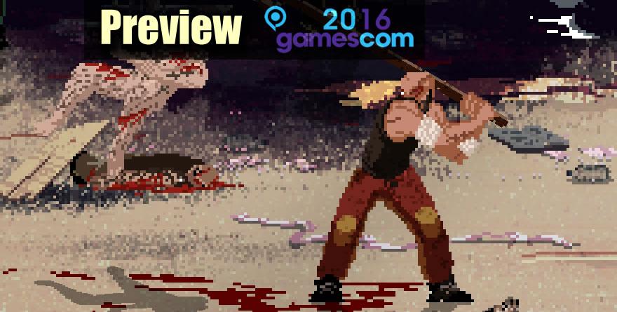Gamescom 2016 – Preview : Mother Russia Bleeds