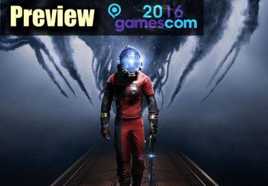 Gamescom 2016 – Preview : Prey 2