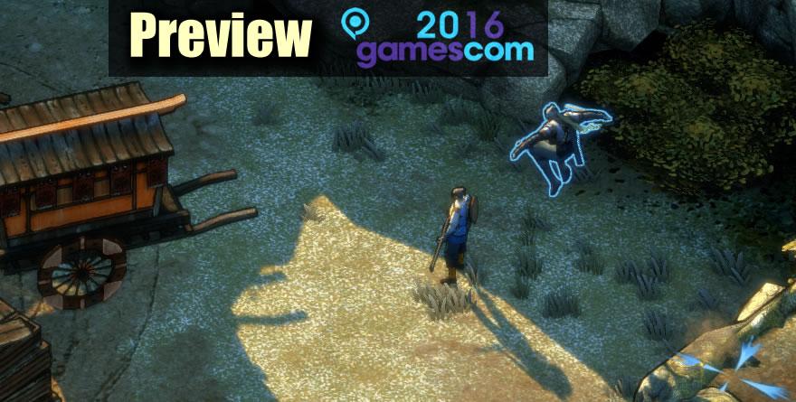 Gamescom 2016 – Preview : Shadow Tactics