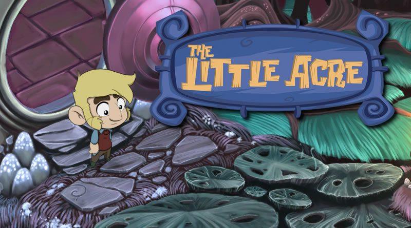 Gamescom 2016 – Interview : Christopher Conlan (The Little Acre)
