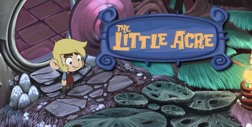 Gamescom 2016 - Interview : Christopher Conlan (The Little Acre)