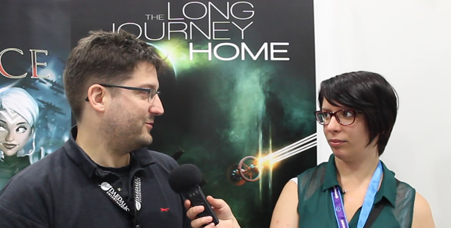 [GC16] – The Long Journey Home – Interview : Andreas Suika