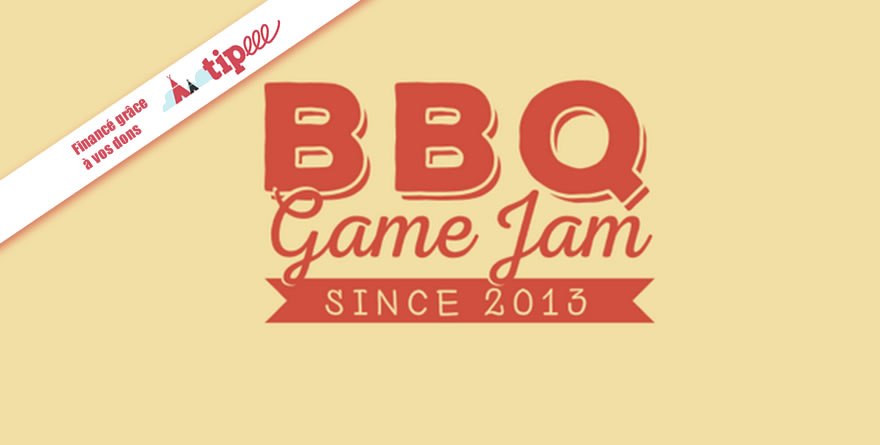 Reportage – BBQ Game Jam 2016 à Metz