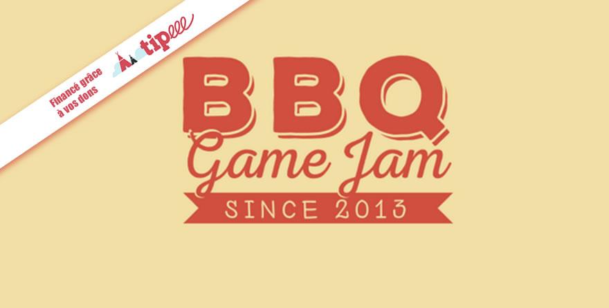 Reportage - BBQ Game Jam 2016 à Metz