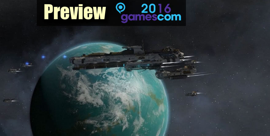Gamescom 2016 – Preview : Endless Space 2