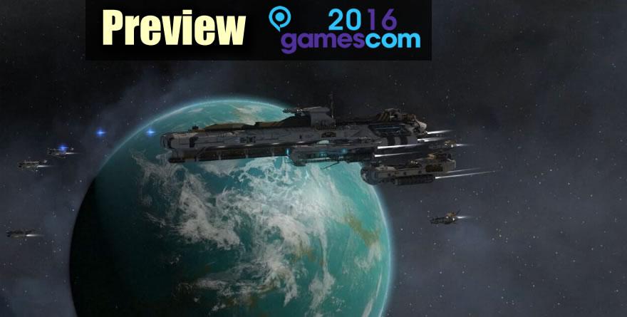 Gamescom 2016 - Preview : Endless Space 2