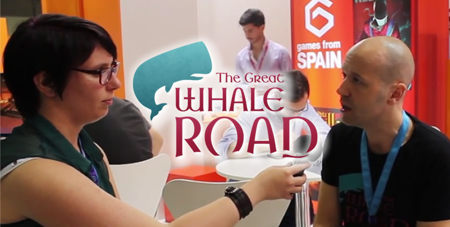[GC16] – Interview : Joachim Sammer (The Great Whale Road)