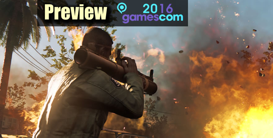 Gamescom 2016 – Preview : Mafia III