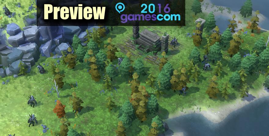 Gamescom 2016 - Preview : Northgard