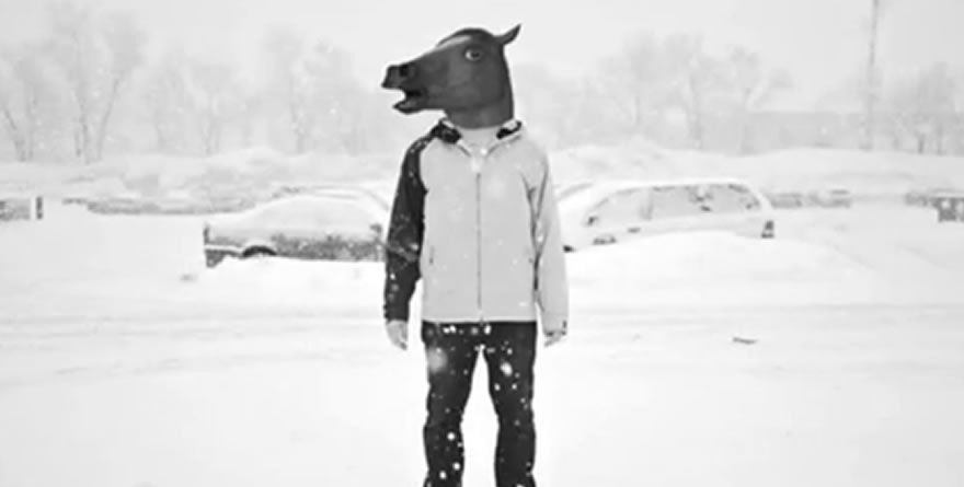 Snow Horse – [T'as 5 minutes]