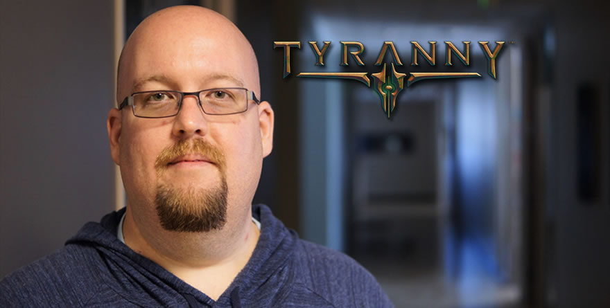 Interview : Brian Heins (Tyranny)