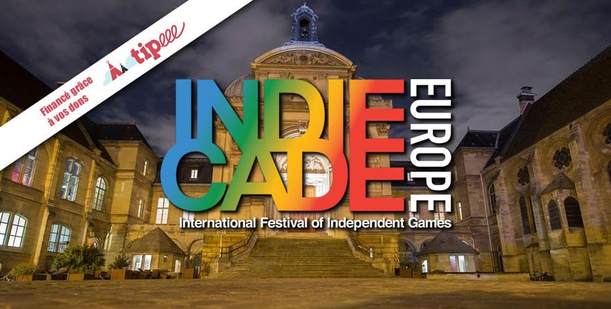 Reportage à IndieCade Europe 2016