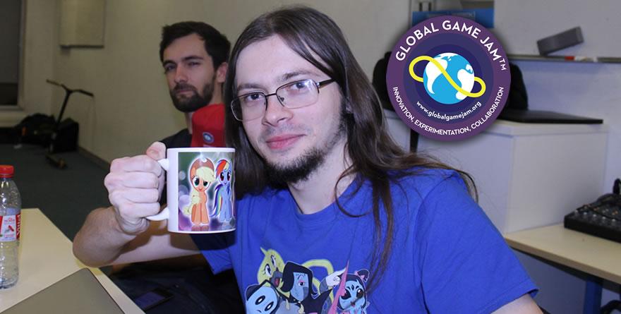 Global Game Jam 2017 à Nancy