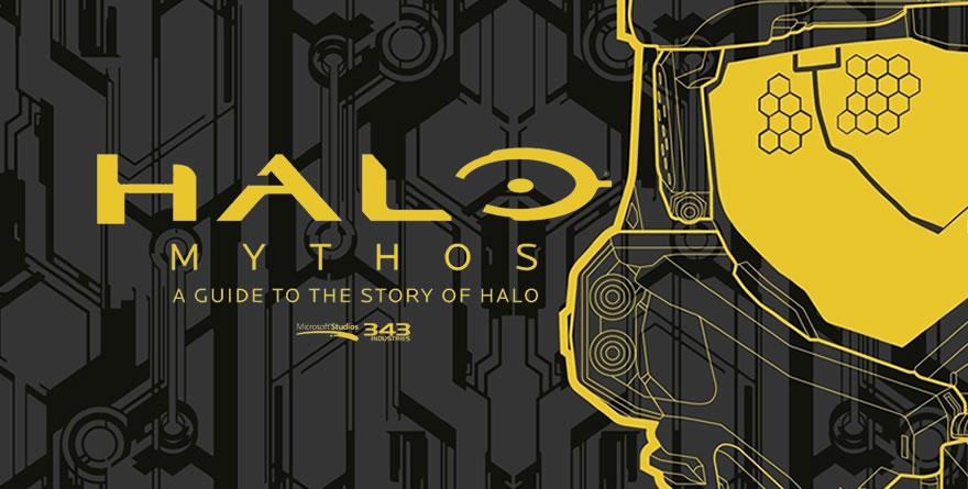 Halo Mythos : Le guide de l'histoire de Halo