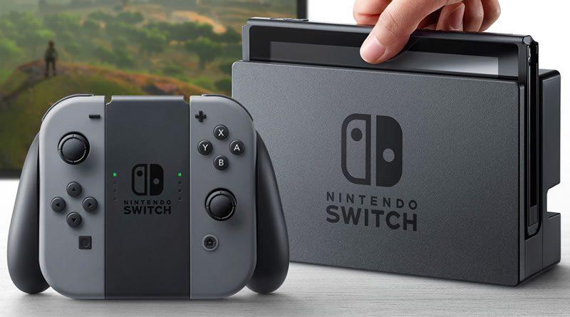 Event – Présentation de la Nintendo Switch