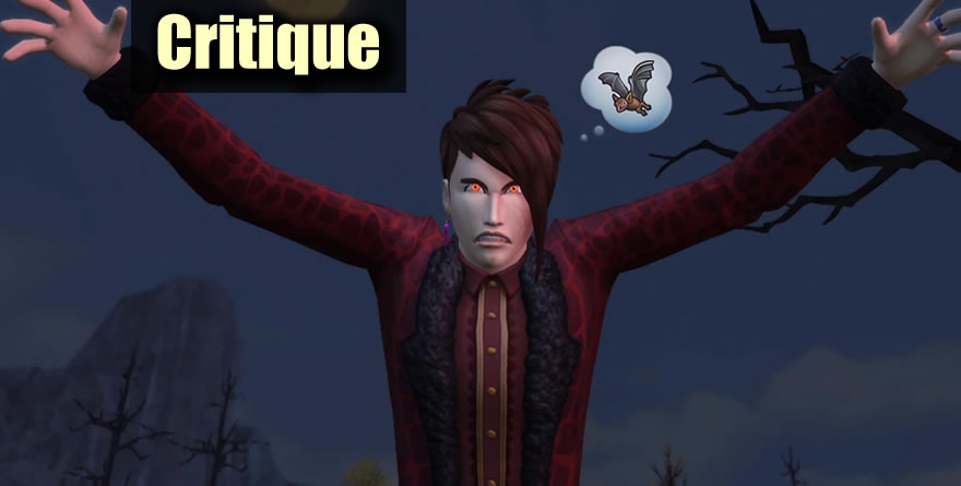 Les Sims 4 : Vampires