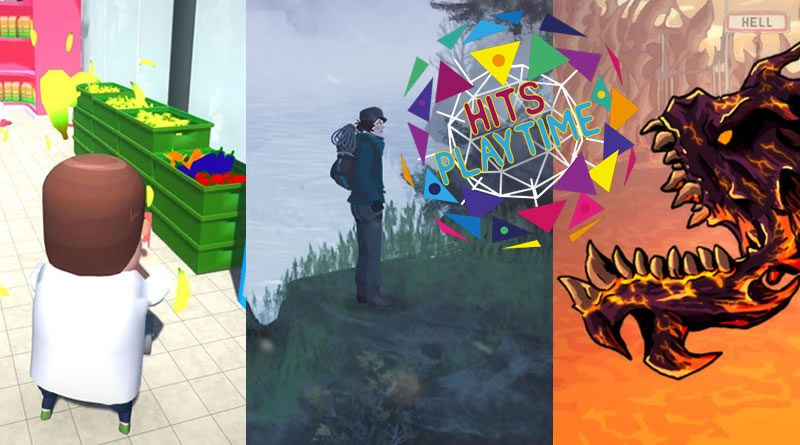 Hits Playtime 2017 : The Alpinist, Ping Pong From Hell et Shopping Spree