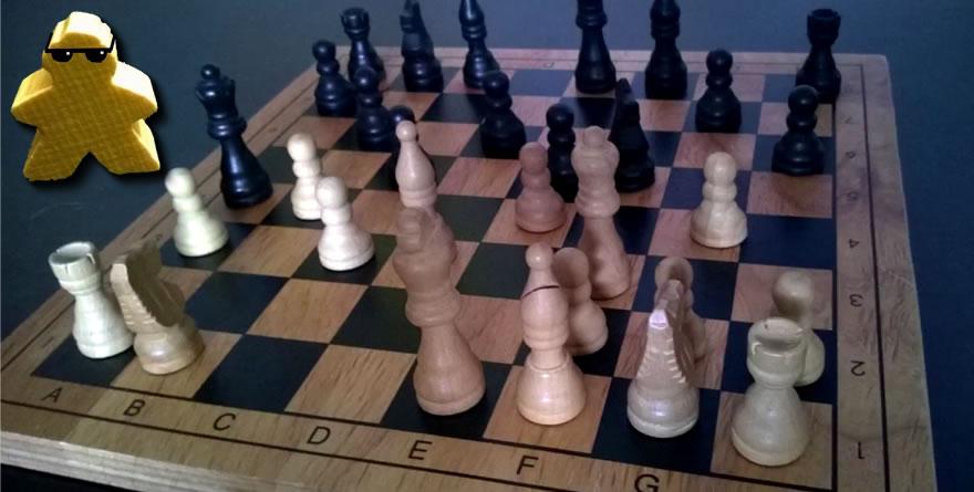 Jeux de Société : le Pionfesseur rejoint Game Side Story