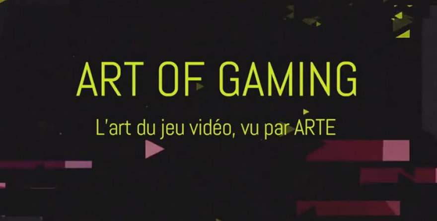 Art of Gaming: le jeu vidéo discuté sur ARTE