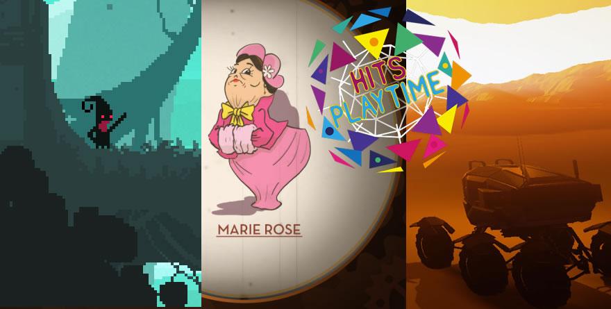 Hits Playtime 2017 : Heritage, Ombrage et Vortex
