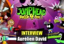 Interview : Aurélien David (JumpHead: Battle4Fun)