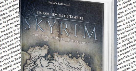 Les parchemins de Tamriel : Skyrim
