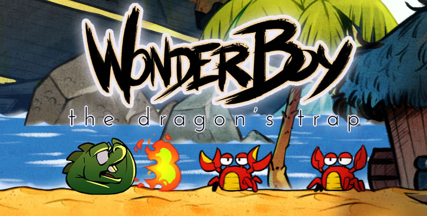 Interview – Ben Fiquet et Omar Cornut (Wonder Boy : The Dragon's Trap)